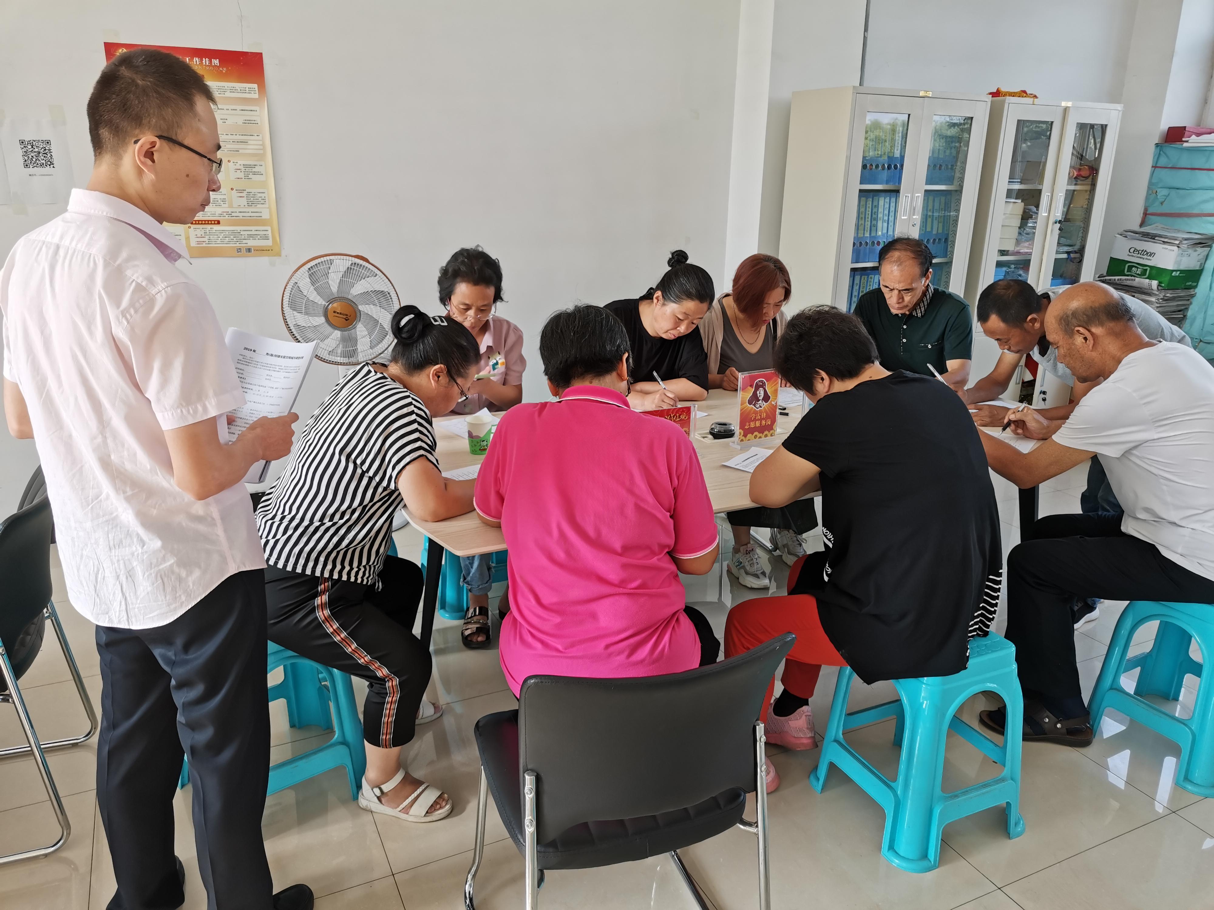 晋城高平市引入山西必威备网第三方评估公司测评文明城市创建工作